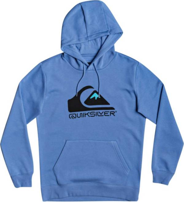 Quiksilver Men's Square Me Up Fleece Hoodie product image