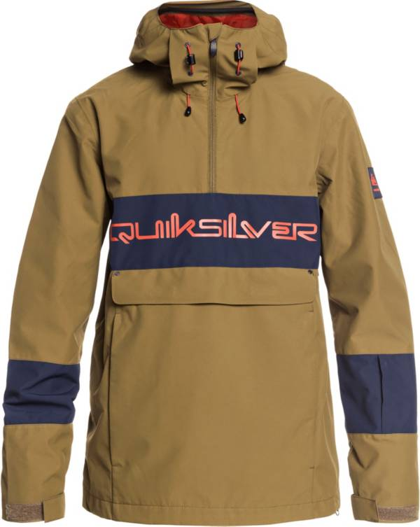 Quiksilver Men's Steeze Shell Snow Jacket product image