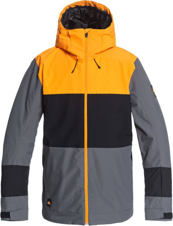 Quiksilver Men's Sycamore Snow Jacket product image