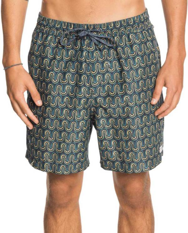 """Quicksilver Men's Threads And Fins 17"""" Volley Shorts product image"""