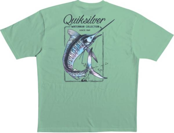 Quicksilver Men's Outer Reef Short Sleeve T-Shirt product image