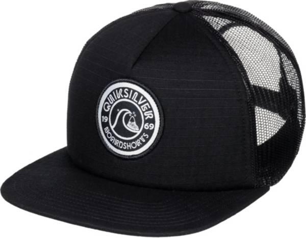 Quiksilver Men's Zip Trippy Trucker Hat product image