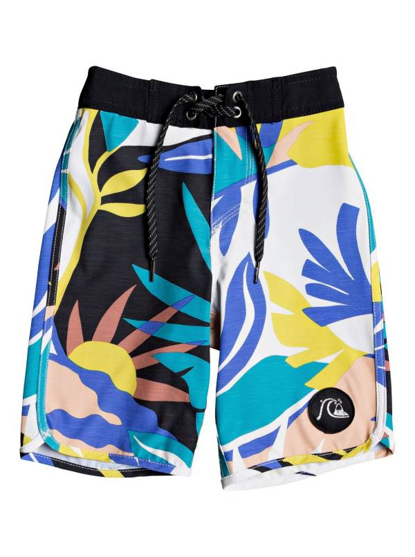 Quiksilver Toddler's Highline Tropical Flow Board Shorts product image