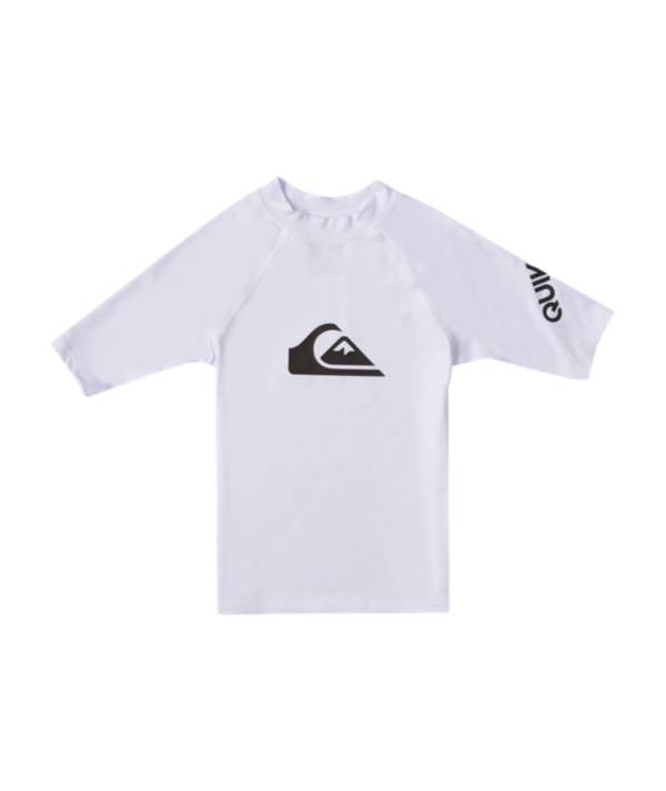 Quiksilver Toddler's All-Time Short Sleeve Rash Guard product image