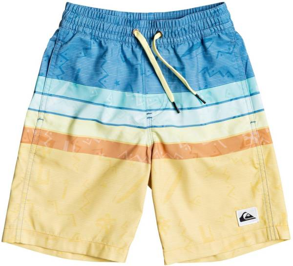 """Quiksilver Toddler Boys' Magic 14"""" Volley Trunks product image"""