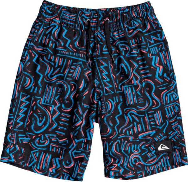 Quiksilver Toddler Boys' Tropical Brush Volley Swim Trunks product image