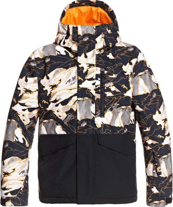 Quiksilver Kid's Mission Block Jacket product image