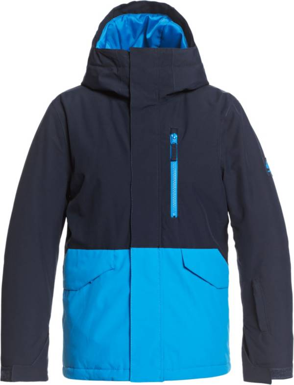 Quiksilver Kid's Mission Solid Jacket product image