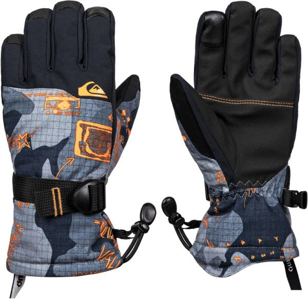 Quiksilver Youth Mission Gloves product image