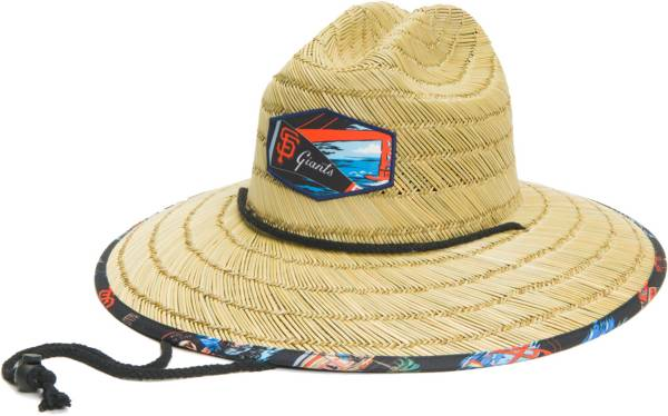 Reyn Spooner Men's San Francisco Giants Tan Straw Hat product image