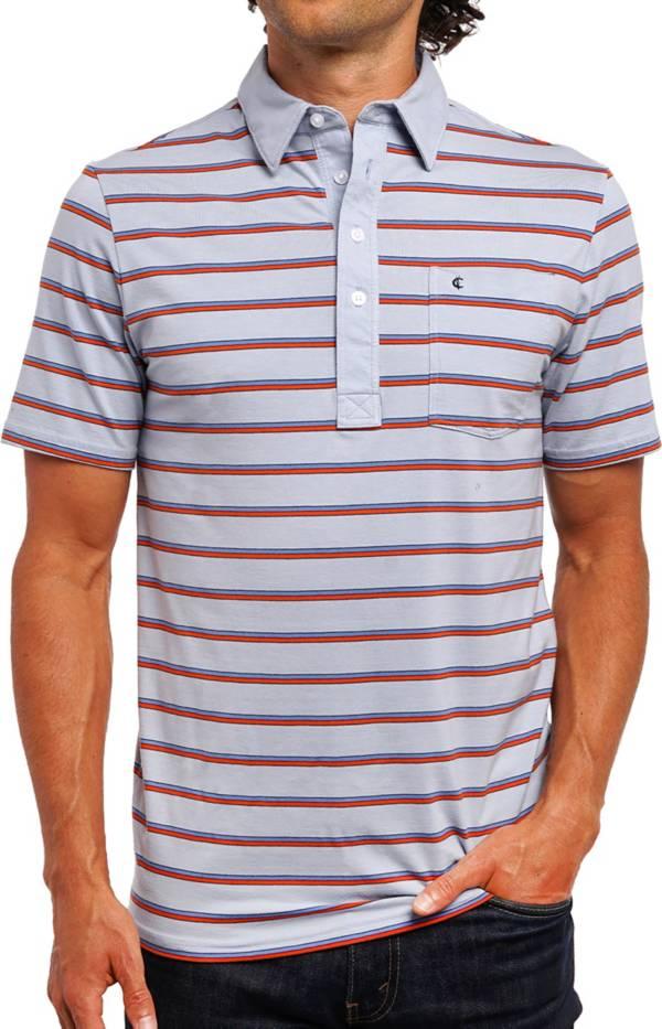 Criquet Men's Top-Shelf Players Stripe Golf Shirt product image