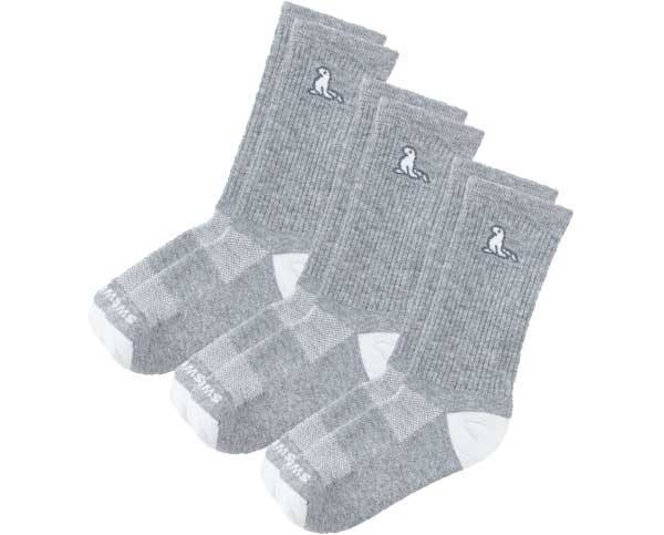 swaggr Women's Golf Crew Sock - 3 Pack product image