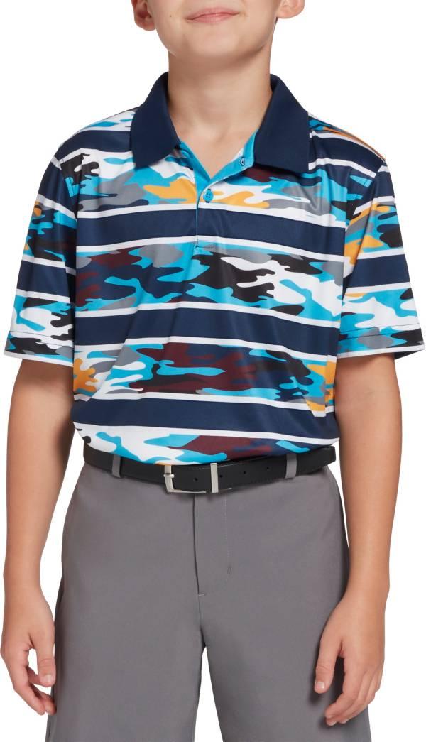 DSG Boys' Camo Stripe Golf Polo product image