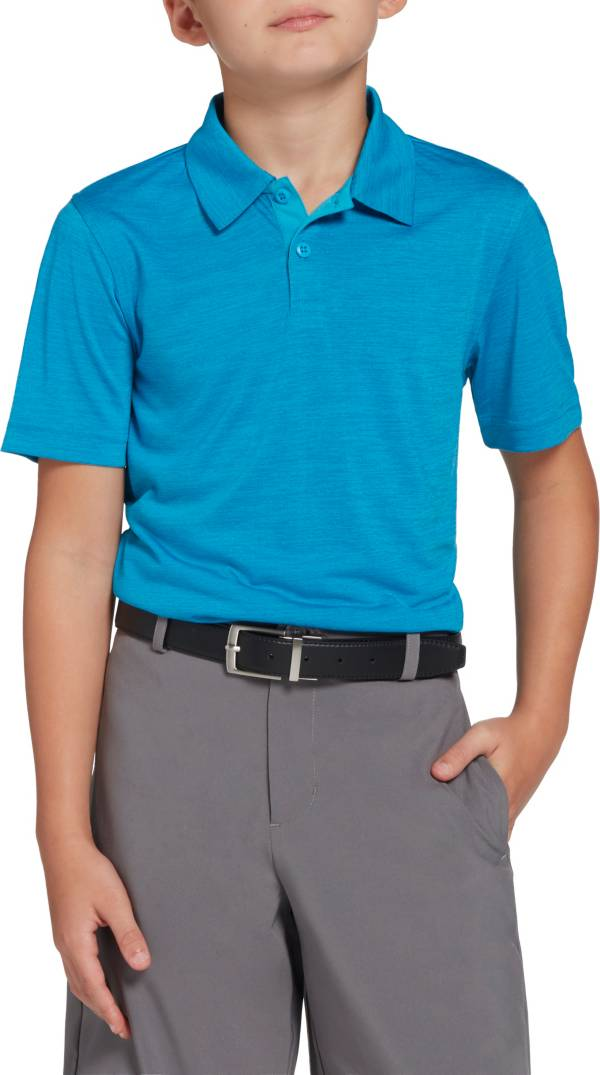 DSG Boys' Space Dye Golf Polo product image
