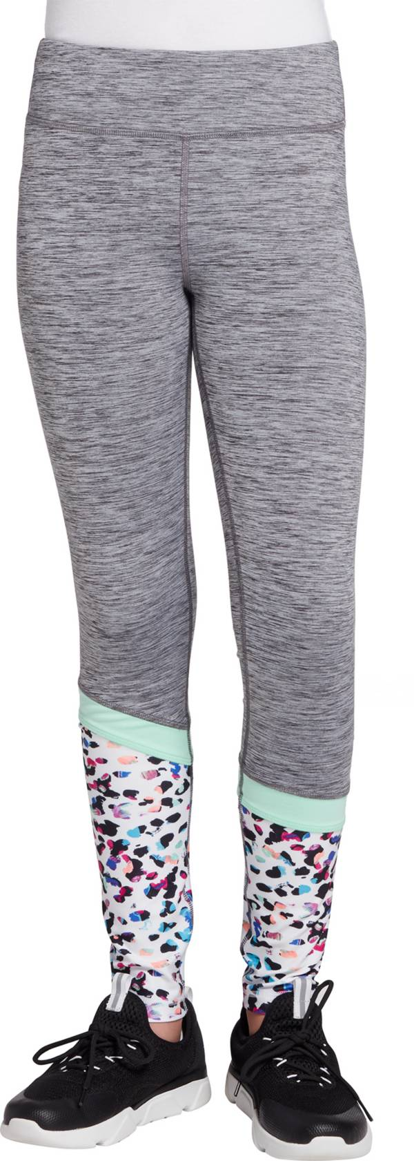 DSG Girls' Color Blocked Tights product image