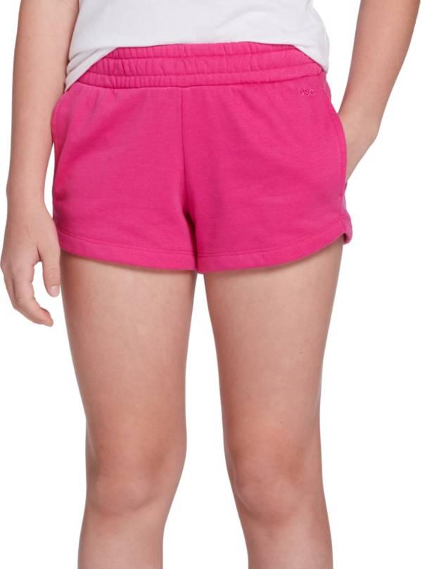 DSG Girls' Printed Fleece Shorts product image