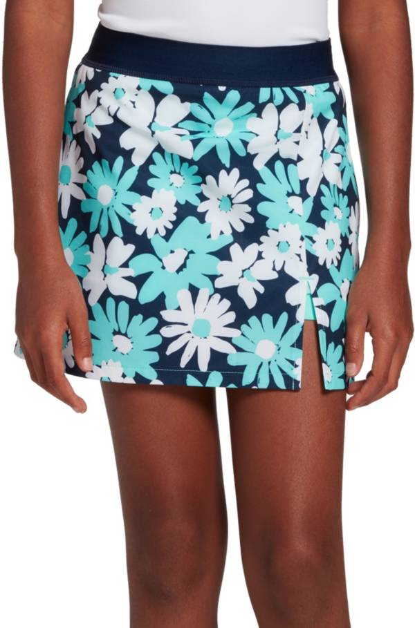 DSG Girls' Floral Printed Golf Skort product image