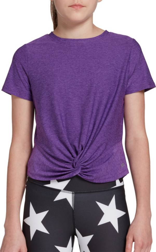 DSG Girls' Knot Front T-Shirt product image