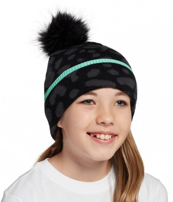 DSG Girls' Leopard Beanie product image