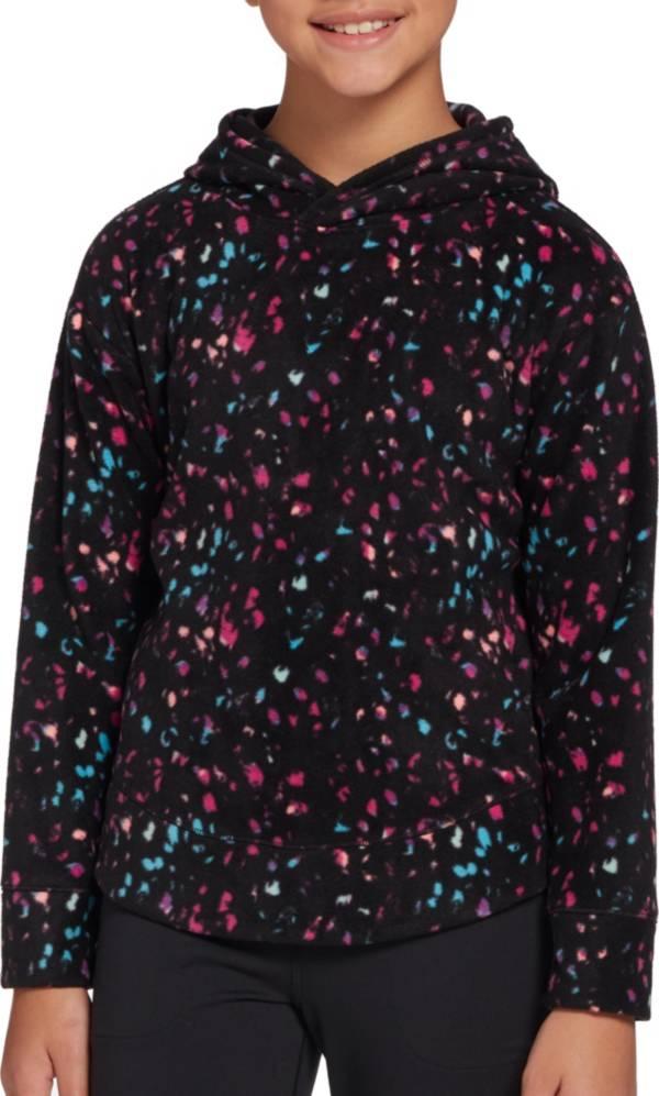 DSG Girls' Printed Polar Fleece Hoodie product image