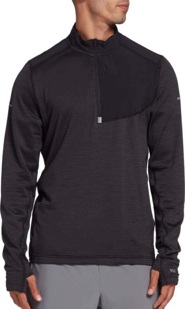 DSG Men's Grid Fleece Half Zip product image