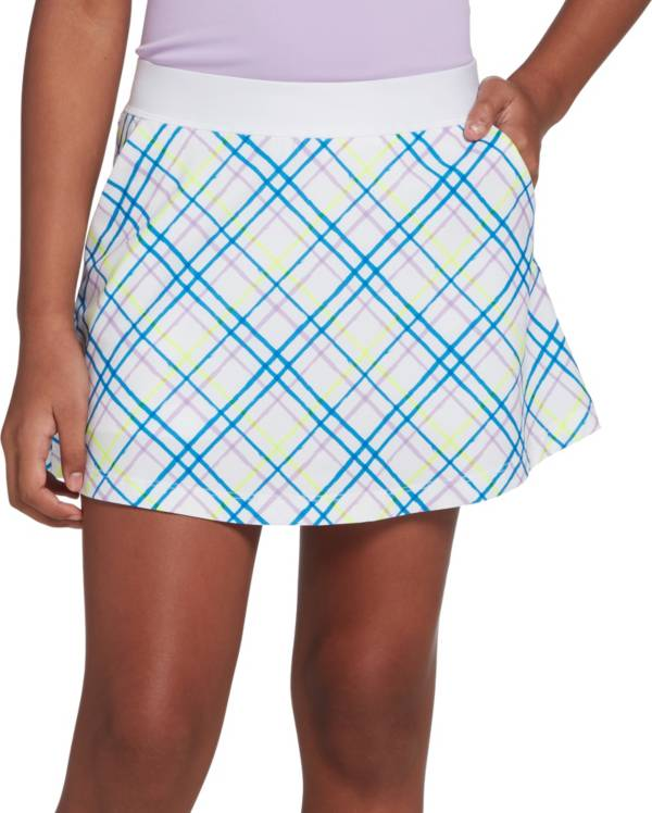 DSG Girls' Printed Woven Golf Skort product image