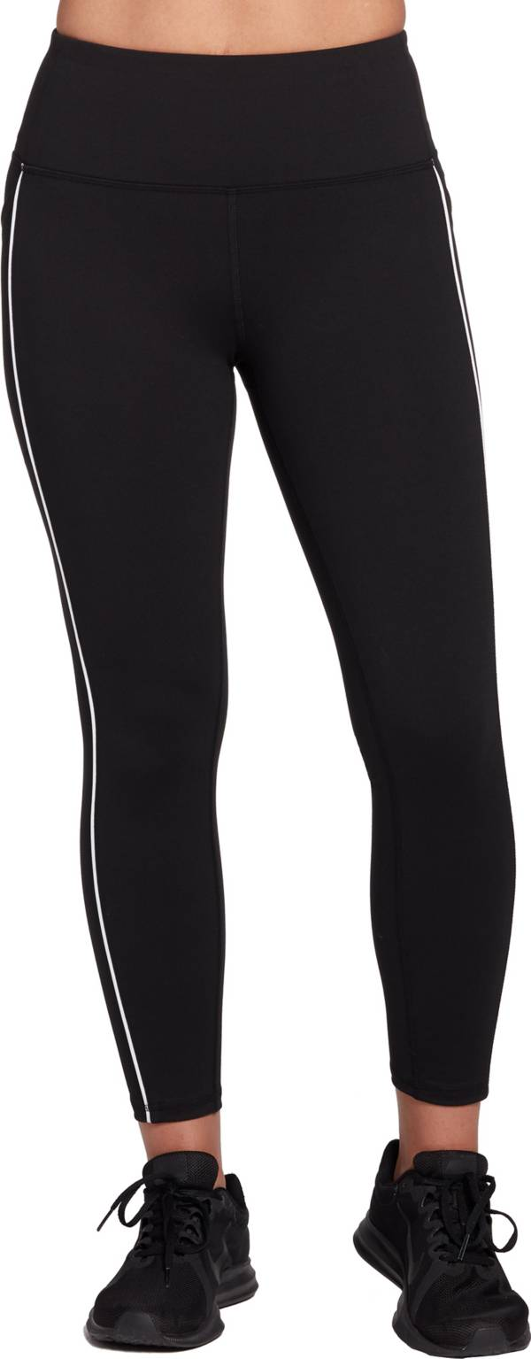 DSG Women's Novelty Piped 7/8 Tights (Regular and Plus) product image
