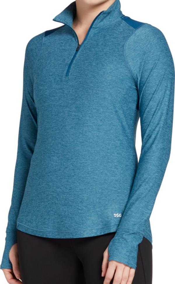 DSG Women's Performance 1/4 Zip Up Long Sleeve Shirt product image