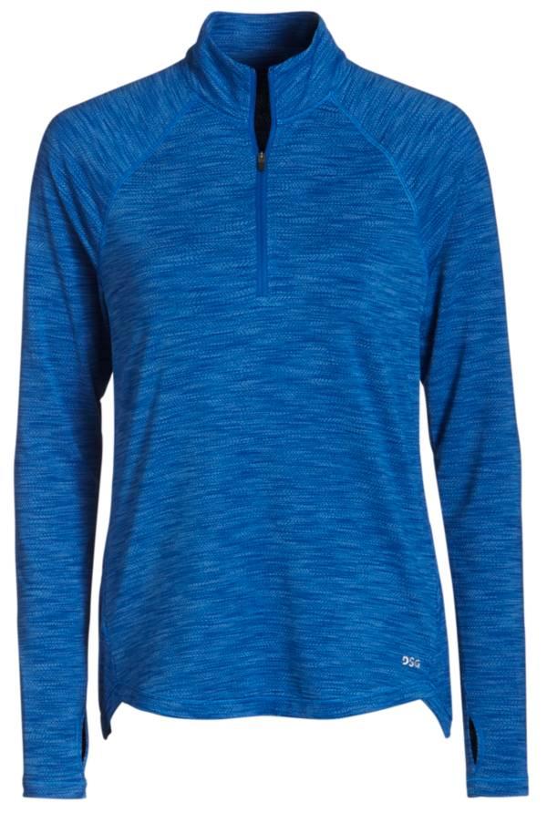 DSG Women's Performance ¼ Zip Long Sleeve Shirt (Regular and Plus) product image