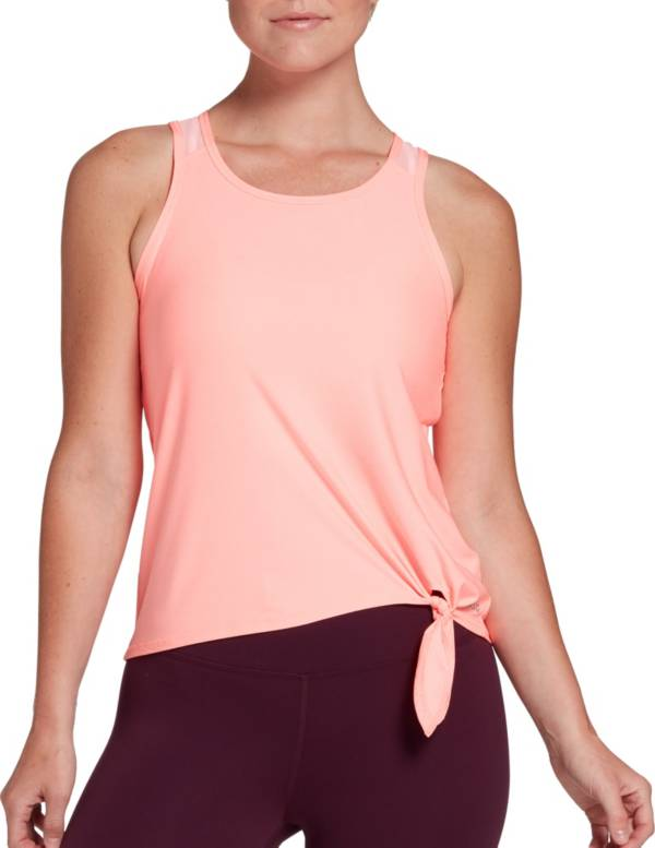 DSG Women's Performance Knot Front Tank Top product image