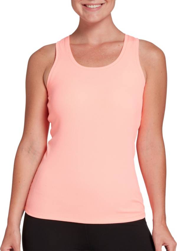 DSG Women's Rib Performance Tank Top (Regular and Plus) product image