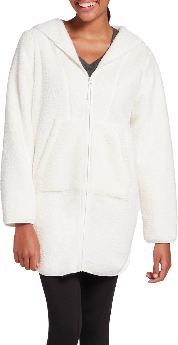 DSG Women's Sherpa Long Length Full Zip Sweatshirt product image