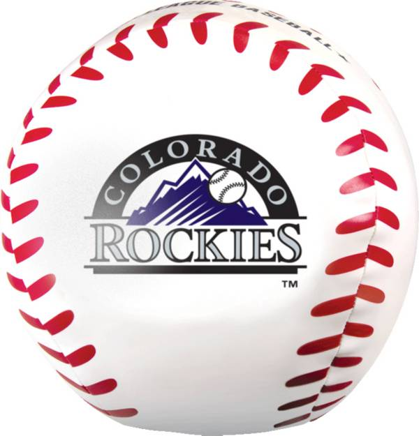 Rawlings Colorado Rockies Logo Baseball product image