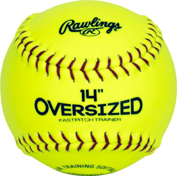 Rawlings 14'' Oversized Pitcher's Softball product image