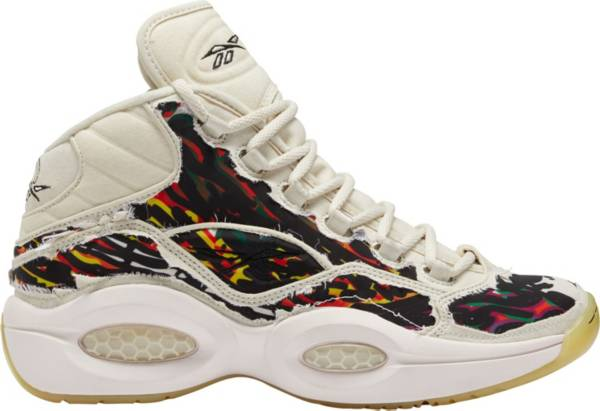 Reebok Question Mid Boktober Basketball Shoes product image