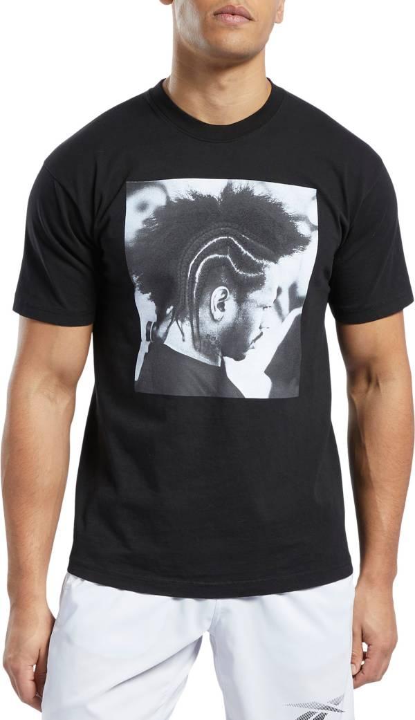 Reebok Men's Allen Iverson Braids Graphic T-Shirt product image
