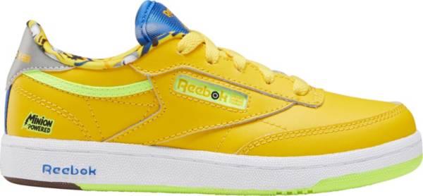 Reebok Kids' Preschool Club C 85 Minions Shoes product image