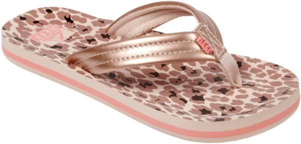 Reef Kids' Ahi Cheetah Flip Flops product image