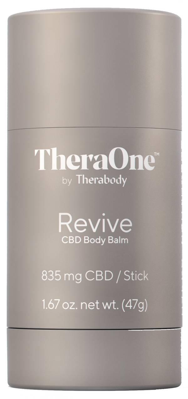 TheraOne Revive 500mg Full Spectrum CBD Body Balm Jar product image