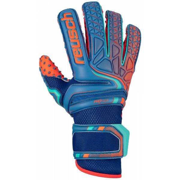 Reusch Adult Attrakt Pro G3 Speedbump Evolution Soccer Goalkeeper Gloves product image