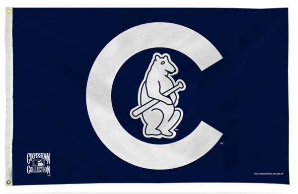 Rico Chicago Cubs Banner Flag product image