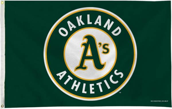 Rico Oakland Athletics Banner Flag product image