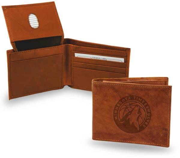 Rico Minnesota Timberwolves Embossed Billfold Wallet product image