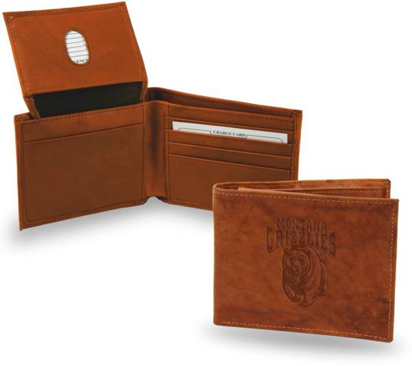 Rico Montana Grizzlies Embossed Billfold Wallet product image