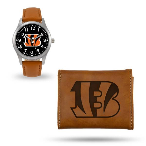 Rico Men's Cincinnati Bengals Watch and Wallet Set product image