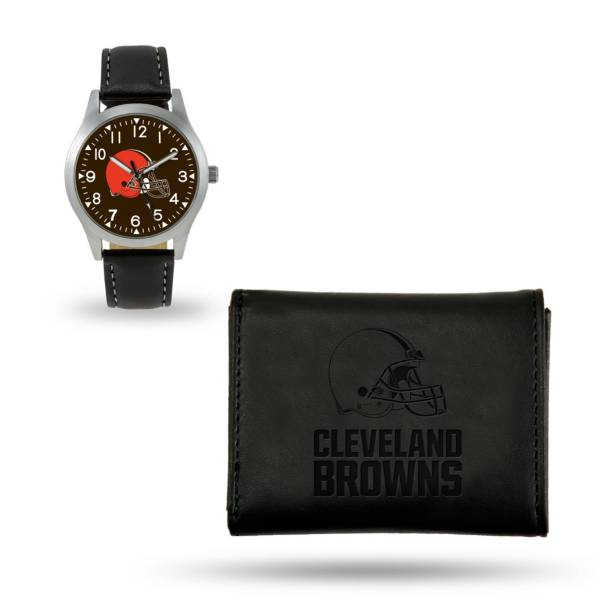 Rico Men's Cleveland Browns Watch and Wallet Set product image
