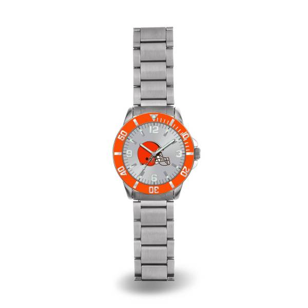 Rico Men's Cleveland Browns Sparo Key Watch product image