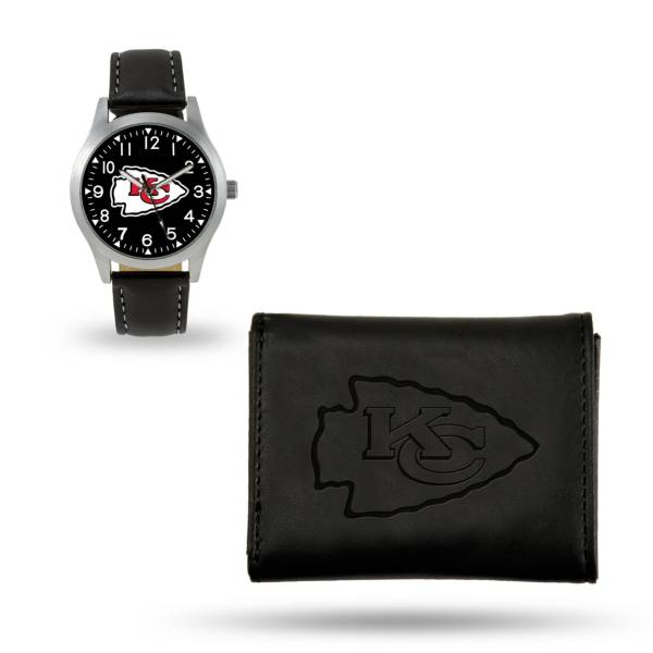 Rico Men's Kansas City Chiefs Watch and Wallet Set product image