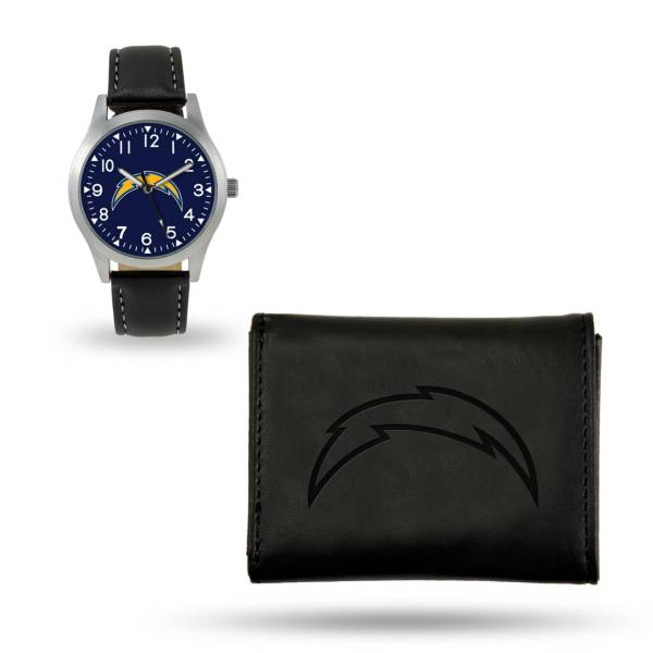 Rico Men's Los Angeles Chargers Watch and Wallet Set product image