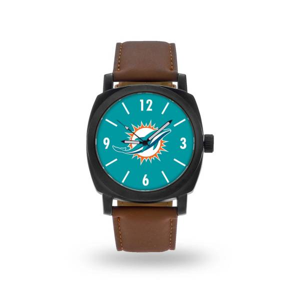 Rico Men's Miami Dolphins Sparo Knight Watch product image